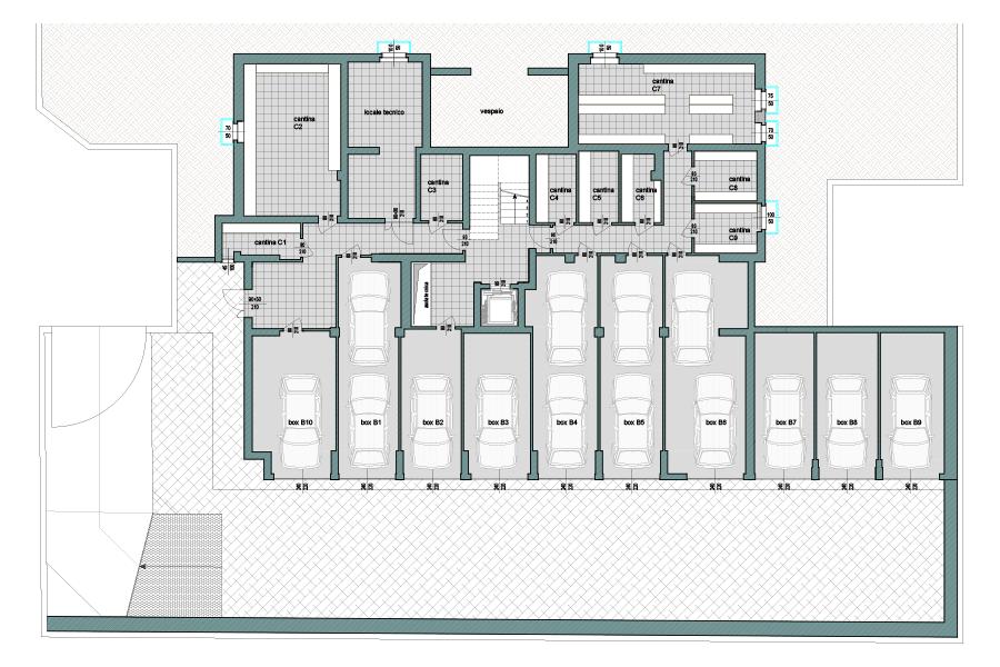 Appartamenti a Mesero Residenza Giada